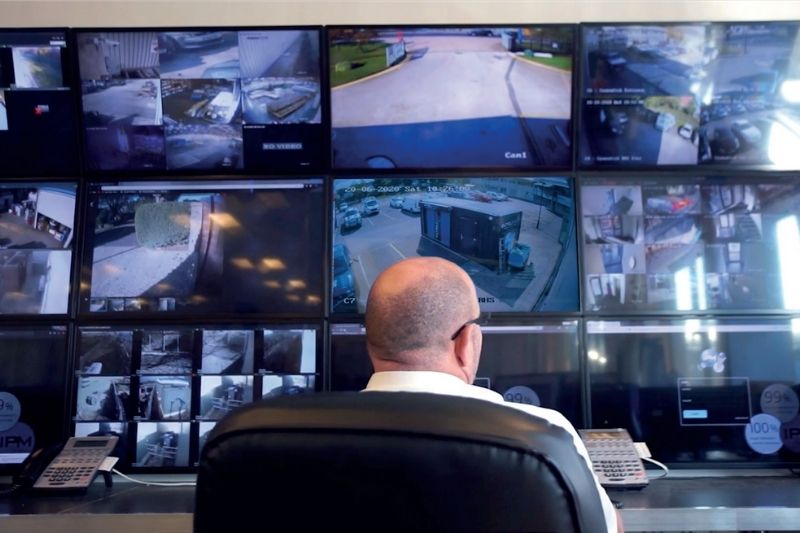 SIA CCTV course